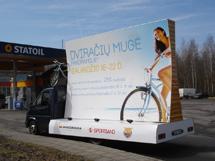 Sportland dviračių mugė Panoramoje