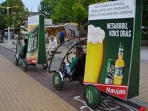 Kalnapilis Lite, naujas šviesusis alus lager beer